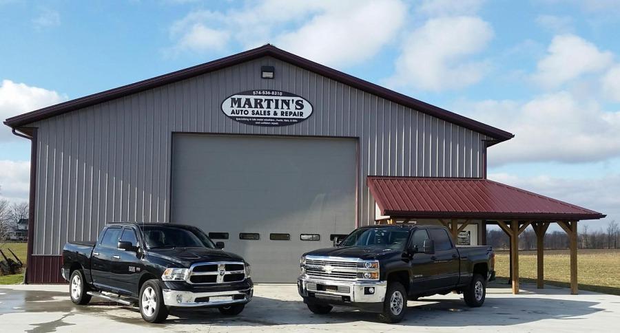 Martins Auto Repair >> Martins Auto Sales And Repair Home